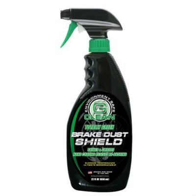 Green Earth Technologies 1201 Brake Dust Shield