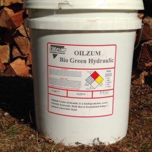 Oilzum 5 Gallon Pail