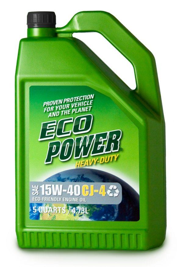 EcoPower 15w-40