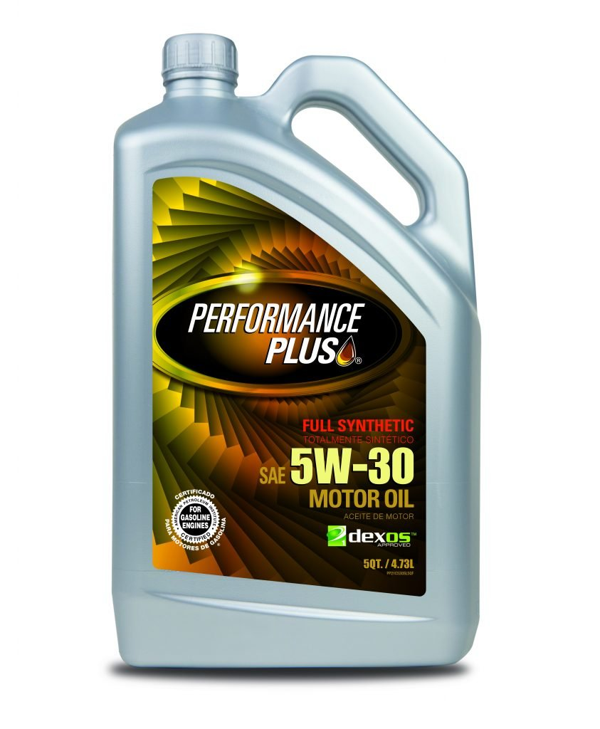 What Is Dexos Oil >> Performance Plus 5W-30 Full Synthetic - Dexos Approved - 5 Qt Jug - AutoBeGreen